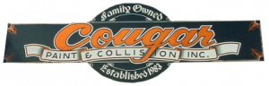 Cougar Paint and Collision