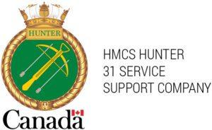 HMCS Hunter 31 Service Support Company