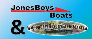Jones Boys Boats and Woodbury Resort and Marina