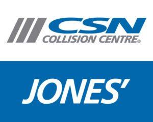 CSN Collision Centre Jones'