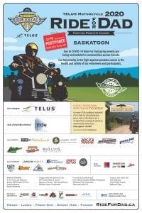 Saskatoon Event Poster