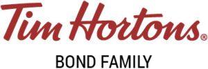 Tim Hortons Bond Family