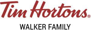 Tim Hortons Walker Family