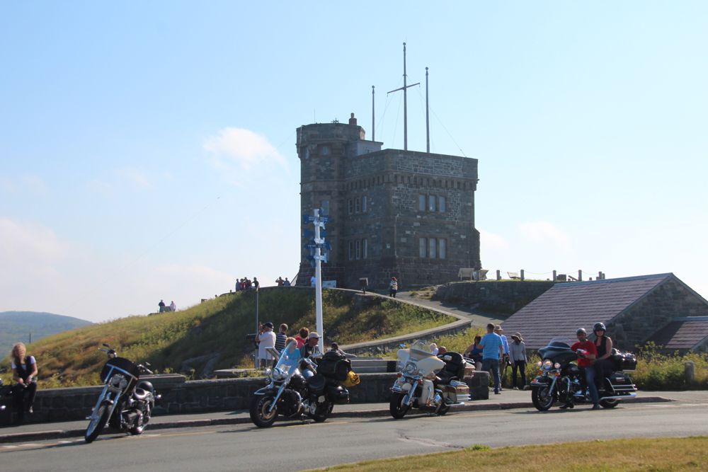 Avalon biker group