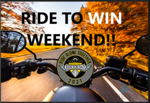 Ride To Win Weekend